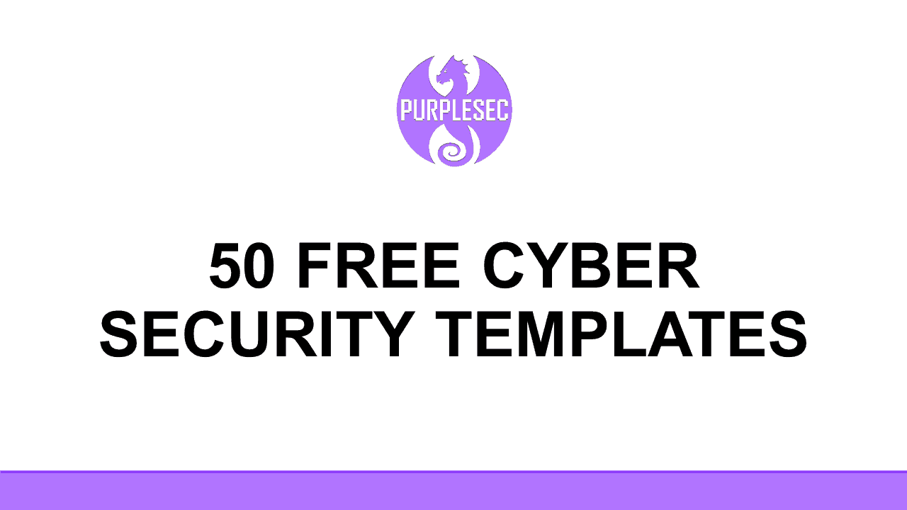 25 Free IT Security Policy Templates For Businesses In 25 With Physical Security Report Template