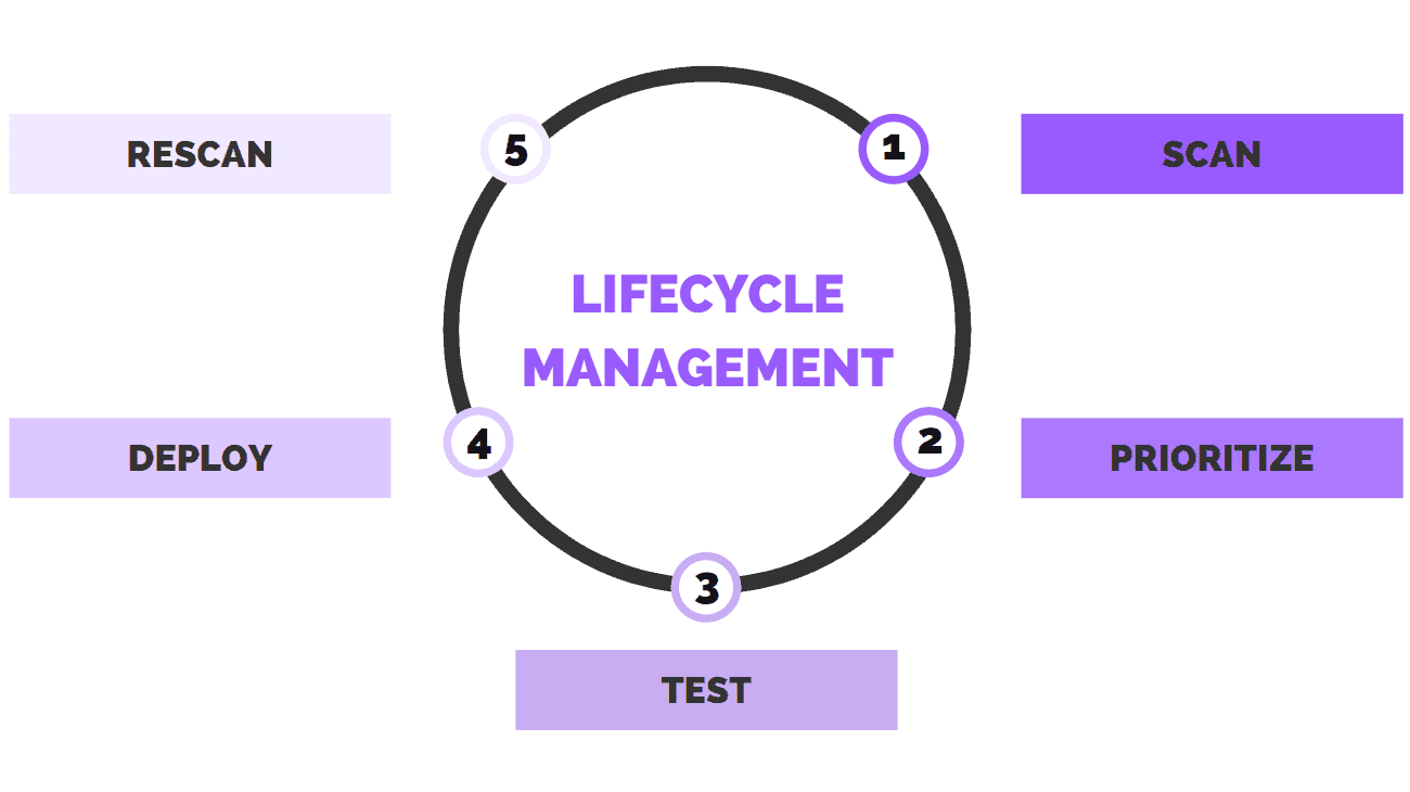 vulnerability patch management lifecycle